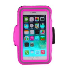 Running Jogging Sport Gym Armband Reflective Case Cover For IPhone IPhone 6 Rose (Intl)