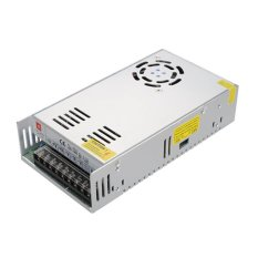 S & F 12.40A Switch Power Supply For Led Strip Light (White) (Intl)