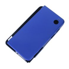 S & F Aluminum with Flannel Protective Hard Case Cover For Nintendo (Blue)