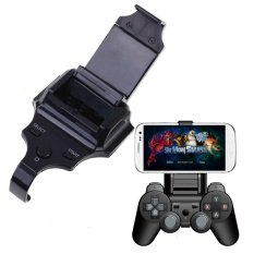 S & F Smart Gameklip Phone Clip Mount For Ps3 PS4 Pad Controller Universal IOS Android (Black)
