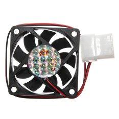 S & F Ventilateur Refoidisseur CPU Boitier Pc 4 Broches 60x60x15mm Pr PC Ordinateur - Intl