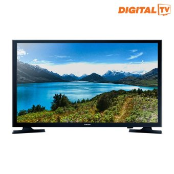 "Samsung 32"" Digital LED HD TV - Hitam (Model UA32J4005)"