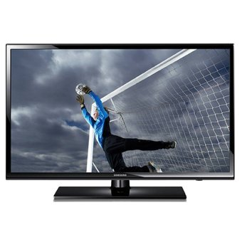 "Samsung 32"" LED HD TV - Hitam (Model UA32FH4003)"