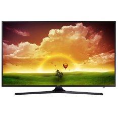 Samsung 50 Inch UHD 4K Flat Smart LED Digital TV 50KU6000 - Hitam - Gratis Pengiriman Bali, Surabaya, Mojokerto, Kediri, Madiun, Jogja, Denpasar