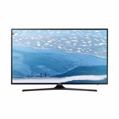 Samsung 60 Inch UHD 4K Flat Smart LED Digital TV 60KU6000 - Khusus Area Jadetabek