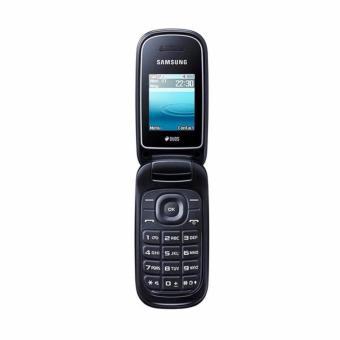Samsung Caramel GT-E1272 Dual SIM- Hitam