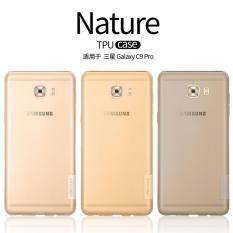 Galaxy C9 PRO NILLKIN SPARKLE LEATHER CASE Source · Samsung Galaxy C9 Pro NILLKIN Nature TPU