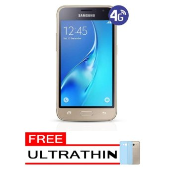 Samsung Galaxy J1 2016 Gold  Free Ultrathin