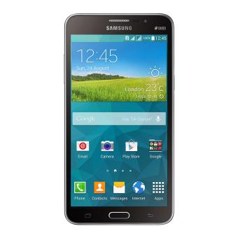 Samsung Galaxy Mega 2 - Cokelat-Hitam