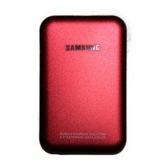 Samsung Harddisk Case USB 2.0 F2 - Merah