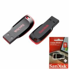 SanDisk USB Flashdisk Cruzer Blade CZ50 16GB