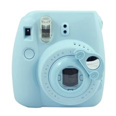 Sanwood Close Up Lens Self-portrait Mirror For Fujifilm Camera - Blue