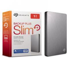 Seagate Slim Backup Plus 1TB Harddisk Eksternal