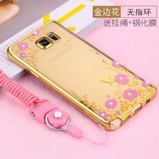 ... Galaxy A7 Source Termurah Secret Garden Diamond TPU Back Case Cover For Samsung Source Secret Garden