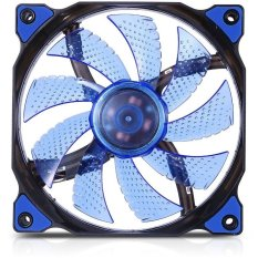 Segotep Polar Wind 12cm with 15 Teeth Blue LED Lamp - Biru