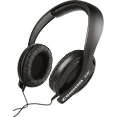 Sennheiser HD 202 II Over Ear Professional Headphones Headset Stylish Peralatan Audio Video Musik Lagu MP3 Speaker Jelas Suara Bening Menakjubkan Nyaman Aman Ringan Dentuman Bass Powerfull Bisa Untuk Handphone IPhone Samsung Komputer Laptop Notebook Macbo