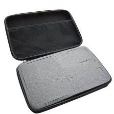 Shockproof Portable Waterproof Hard Case For Gopro Hero 4/3 + / 3/2 / 1 L Bag (Black) (Intl)