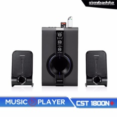 Simbadda Music Player CST 1800 N+
