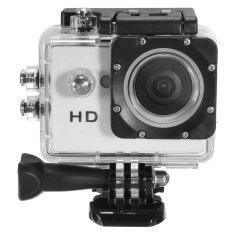 SJ400.720P Mini DV Video Waterproof Sports Action CameraCamcorderDVR Cam White - Intl