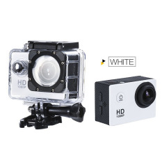 "SJ4000 PANNOVO 1.5"" TFT 12.0 MP1080P Full HD Outdoor Sports Digital Video Camera White"