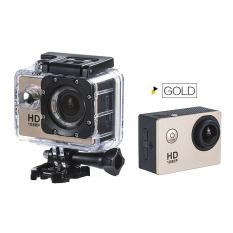 SJ4000 PANNOVO 1.5 inci TFT 12.0 MP1080P HD penuh olahraga luar ruangan kamera video digital Keemasan -