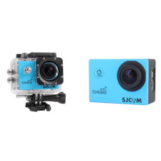 SJCAM SJ4000 WiFi 1080P Full HD Action Sport DV Digital Video Camera 12MP (Blue) (Intl)