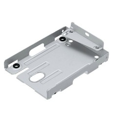 "Slim Disk Drive 2.5"" HDD Mounting Bracket Series For PS3 Silver"