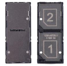 Fancytoy Card Slot SIM Holder Tray For Sony Xperia L36H C6606 C3 D2502 Dual SIM D2533