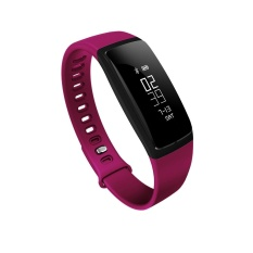 Smart Band Blood Pressure Watch V07 Smart Bracelet Watch Heart Rate Monitor SmartBand Wireless Fitness For Android IOS Phone - intl
