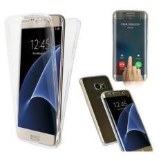 Softcase 360 Bening Samsung S8 Full Casing Body Silikon Case