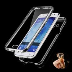 Softcase UltraThin 360 Bening Samsung S6 Edge Full Casing Body Silikon Case