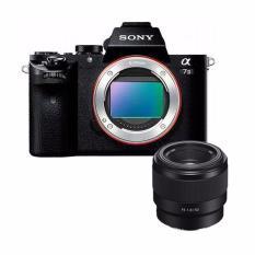 Sony Alpha 7 II + Kit FE 50mm F1.8 lens (SEL50F18F)