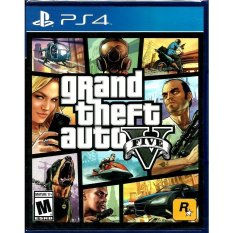 SONY PlayStation PS4 Grand Theft Auto V - GTA 5