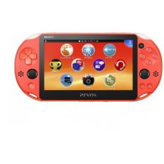 Sony PS Vita CFW 16 GB - Neon Orange