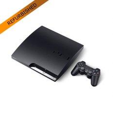 Sony PS3 Slim Refurnish - 120 GB - CFW - Grade A