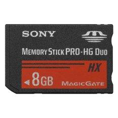 Sony PSP Memory Stick Pro Duo - 8 GB - Hitam