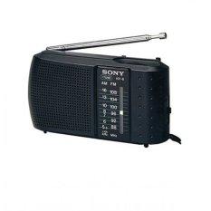 Sony Radio ICF-8 - Portable AM / FM Radio