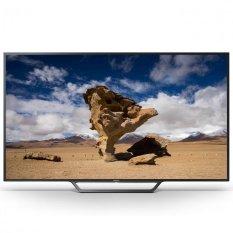 """Sony Smart TV LED 40"""" KDL40W650D - Hitam - Khusus Medan"""