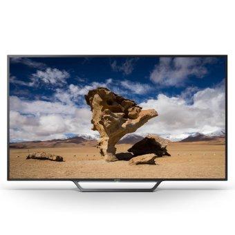 "Sony Smart TV LED 48"" KDL48W650D - Hitam - Gratis Pengiriman Bali, Surabaya, Mojokerto, Kediri, Madiun, Jogja, Denpasar"