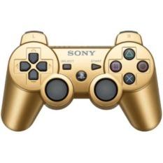 Sony Stick PS3 Wireless Original OP Gold Edition