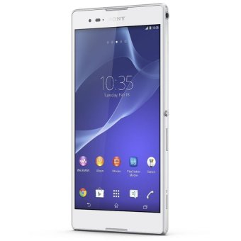 Sony Xperia T2 Ultra Single Sim - Putih