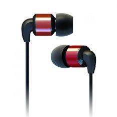 Sound Magic Portable In Ear Plug Earphone - PL11 - Merah