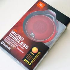 SPEAKER JBL MICRO WIRELESS BLUETOOTH Merah .