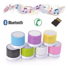 Speaker Mini wireless Bluetooth Superbass Stereo LED-Multi Colour BP