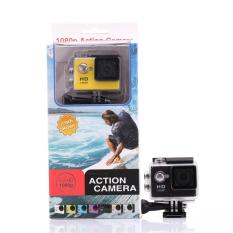 Sports Cam Action Camera Sport 1080P H264 Full HD DV No-WiFi - Hitam