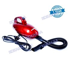 Success 2088 Turbo Vacuum Cleaner & Blower - Merah