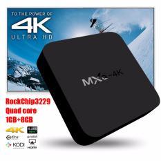 Sugu 4K TV Box MXQ Android Mini PC H.264 / H.265 HEVC KODI