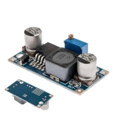 SuperCart DC-DC 5V / 12V / 24.3A Buck Converter Step Down Module LM2596 Power Supply Output (Intl)