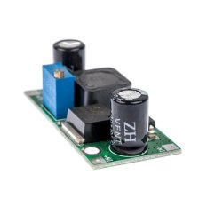 Supercart Voltage Step-down Power Supply Module LM2596 Car-mounted Output Adjustable DC-DC (Green) (Intl)