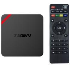 T95N Android 6.0 Smart TV Box Amlogic S905.64 Bit Quad Core 4.2K H.265 KODI IPTV Set-top Box Mini MX Plus - Intl